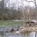 Chickamauga Town / Creek (Tsi Ga Ma Ga)